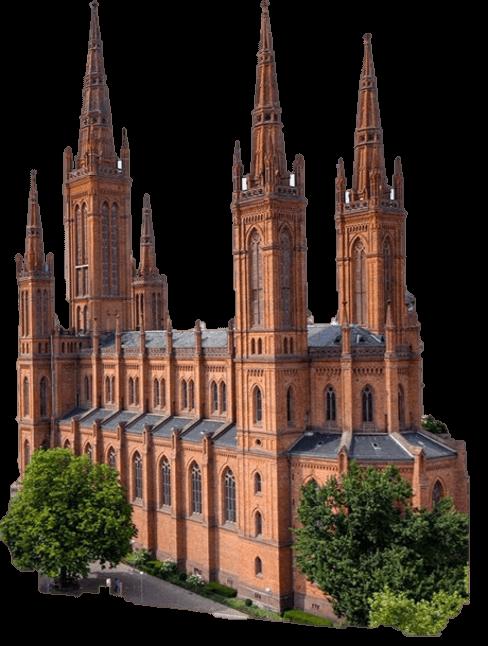 Sightseeing symbol for Wiesbaden - Marktkirche