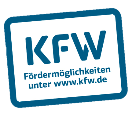 KFW Förderlogo für M&M Consultants