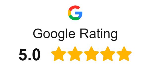 Google Rating für M&M Consultants